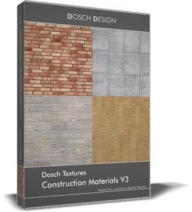 Dosch Textures - Construction Materials V3