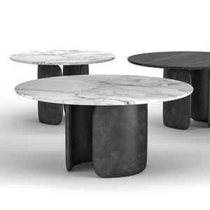 mellow table 3D model