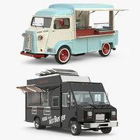 Food Truck Set 4