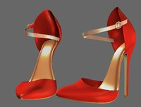 Y159 high-heeled shoes