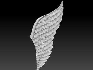 3D wing cnc