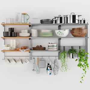 kitchenware tableware 17 model