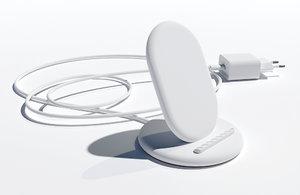 cable google pixel 3D model
