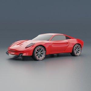 3D generic cars concept