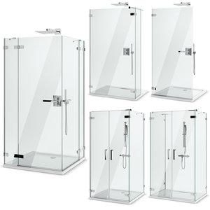 3D cabin showers radaway |