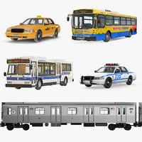 NHC Public Vehicles Collection 2