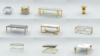 Luxury Coffee Table Collection
