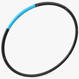 domyos weighted hula hoop model