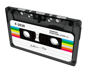 tape cassette 3D model