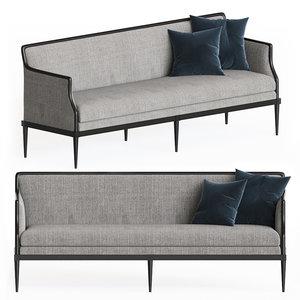 3D laval sofa stellar works