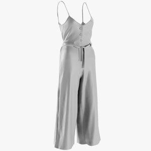 mesh women s overalls model