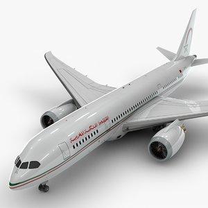 787 dreamliner royal air model