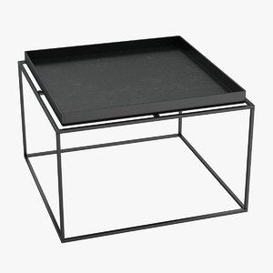 tray coffee table model