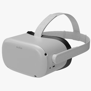 oculus quest 2 vr model