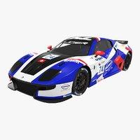Ligier JS2 R Cool Racing 74