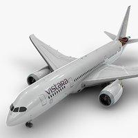 Boeing 787 Dreamliner VISTARA L916