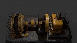 props - water generator 3D model