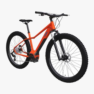 mtb bicycle 3D