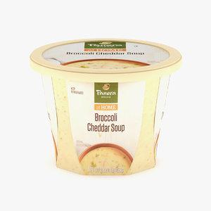 3D soup panera