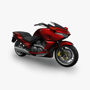 honda motorcycle 3D