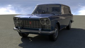 3D car vrscene