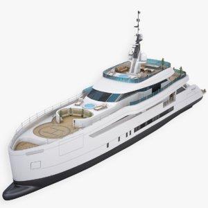 3D ready ship cecilia