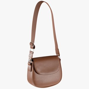 3D model realistic women s bag