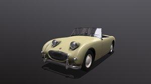 3D model 1958 pbr