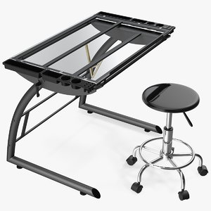 3D triflex height adjustable tiltable