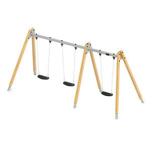 swing bay hardwood 3D model
