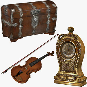 3D chest violin hours