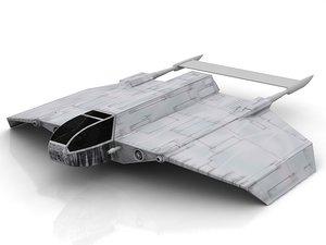 cloak star wars model