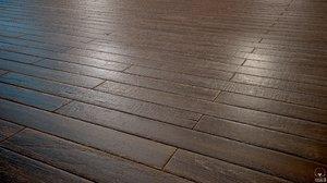 Old brickbond Parquet - PBR textures