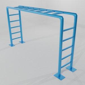 3D handrail park