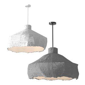 3D pendant anemone lamp paola