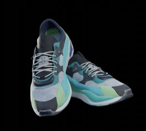 3D sneakers shoes