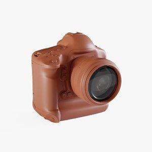 canon eos-1d digital camera model