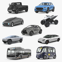 Concept Cars Collection 4