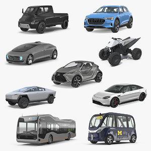 3D model concept cars 4