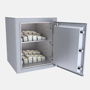 3D safe money