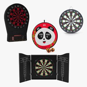 dart boards 3 model