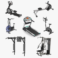 Exercise Equipment Collection 3