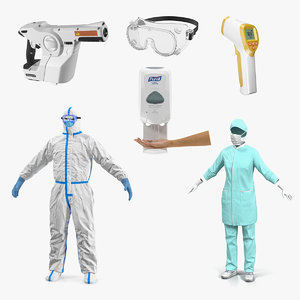 3D doctors protection 4
