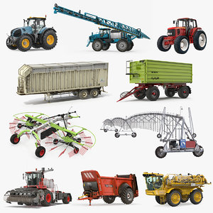 3D farm equipment 4