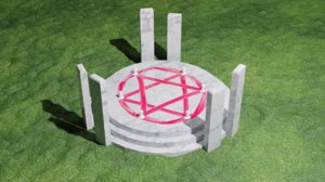 place ritual 3D