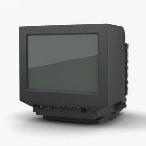 3D generic crt tv