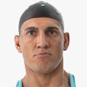 mike human head pose model