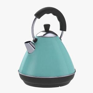 kettle cookware 3D