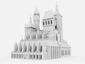 fantasy hause model