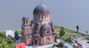 russian church 3D
